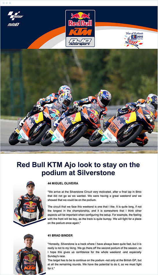 Email Marketing - Red Bull Marketing Offers Email