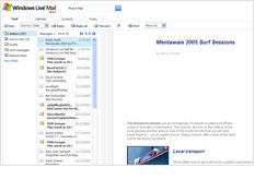 Windows Live Mail (beta)