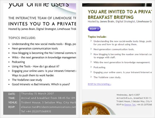 [screenshot: email preview]