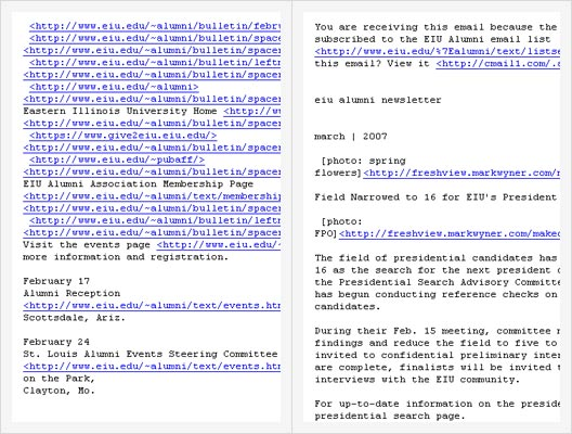 [screenshot (fig. 4.1): email preview]