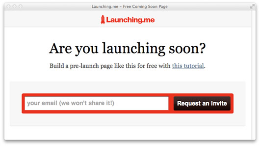 Launching.me