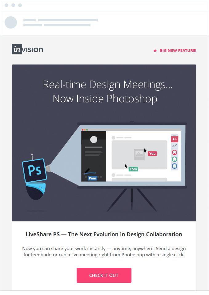 Invision's new Photoshop plugin