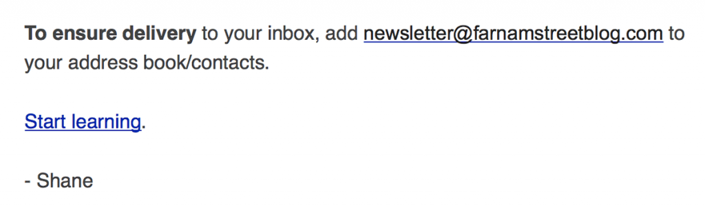 10 Essential Elements of an Effective Welcome Email