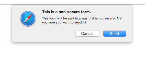 using forms in email